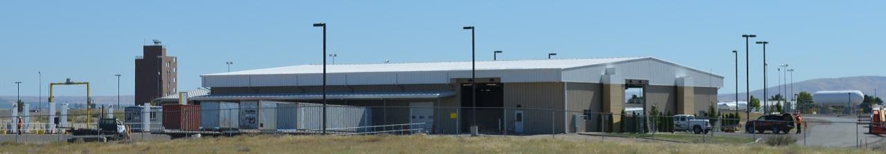 'Field Exercise Building'