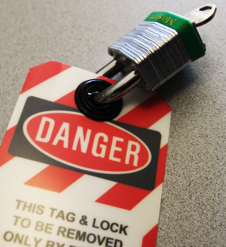 'Lockout Tagout'